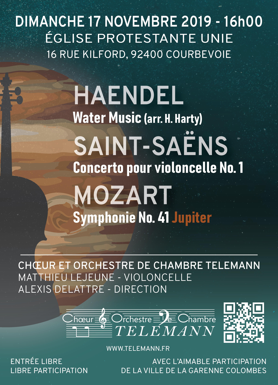Concert Courbevoie